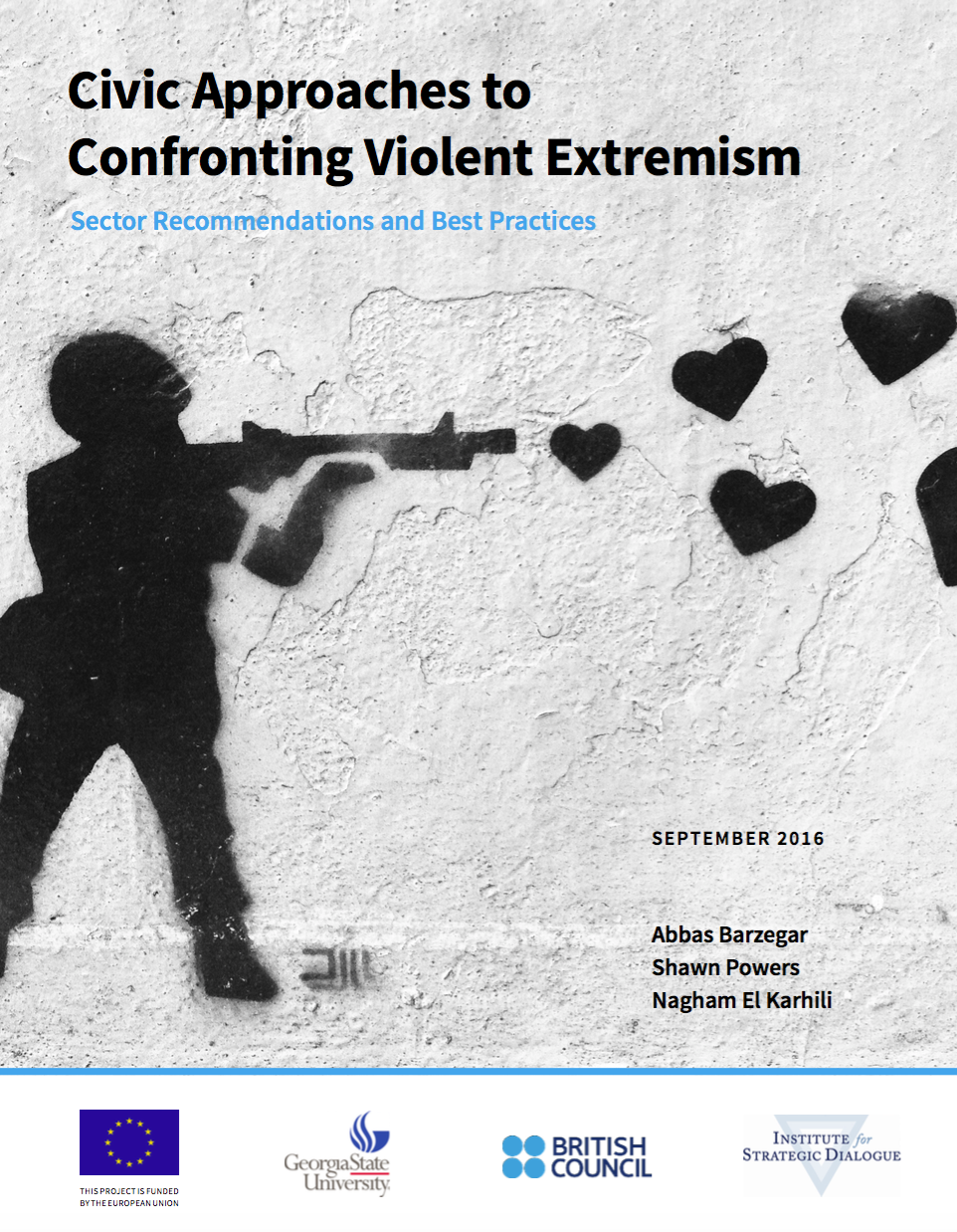 Civic Approaches to Confronting Violent Extremism