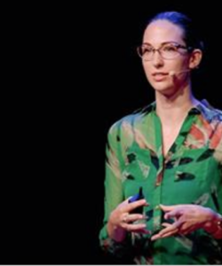 Watch ISD's Research Fellow, Erin Saltman, discuss the push and pull factors that cause people to join extremist groups on TEDTalk