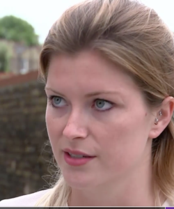 ISD's Melanie Smith discussing National Action's radicalisation tactics on Channel 4 News
