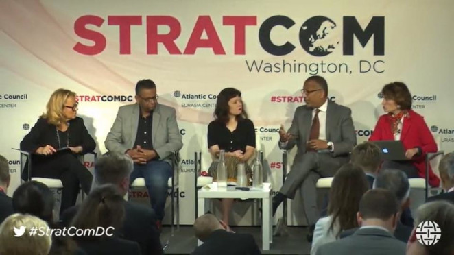 Atlantic Council StratCom Conference - ISD
