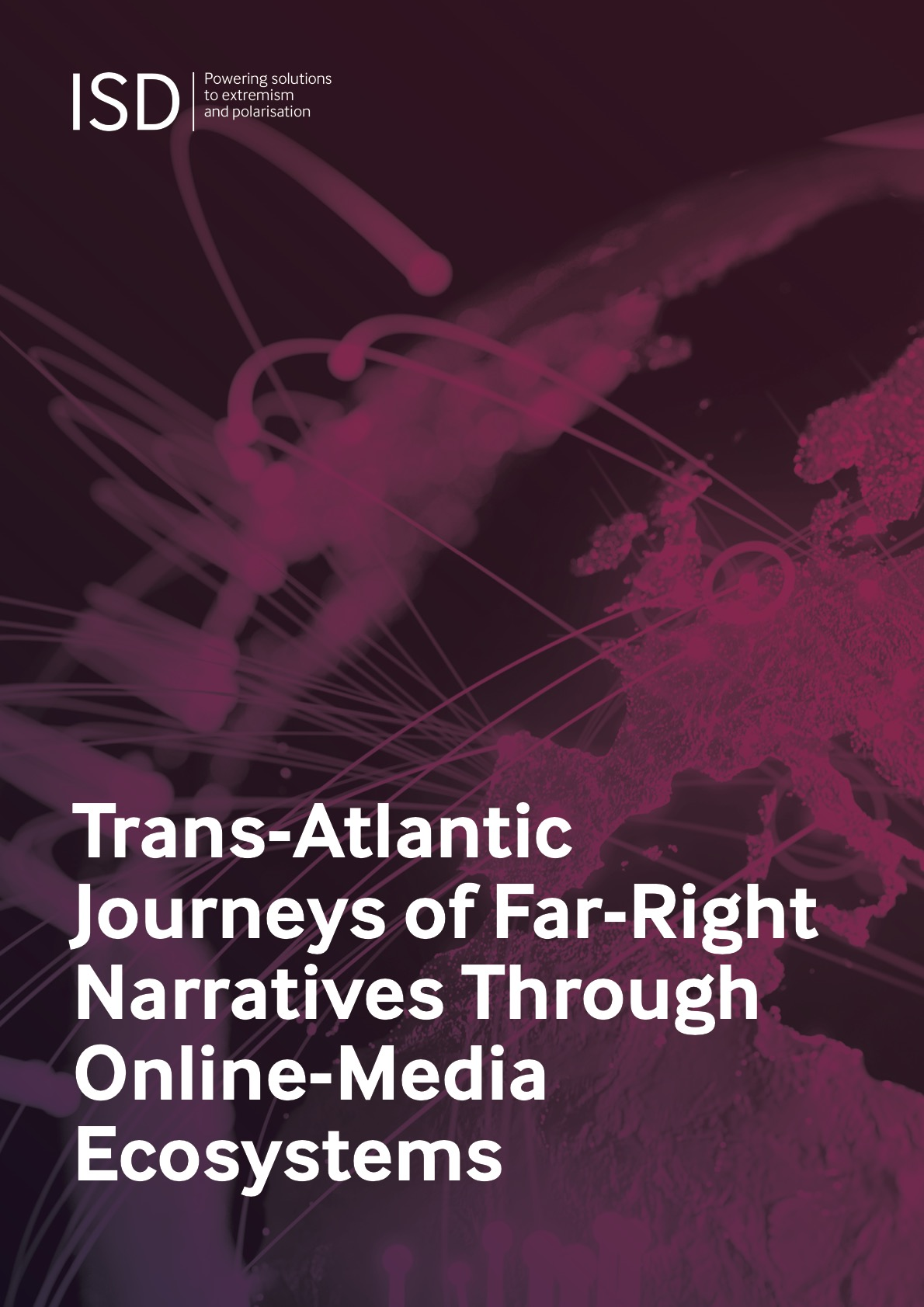 This research briefing explores if and how far-right narratives from the United States, France and Germany gain traction in domestic mainstream media, or move across borders between the US on the one hand, and France and Germany on the other. It tests whether far-right ideas start out in far-right alternative media but eventually move to the mainstream and whether far-right ideas spread between national media ecosystems.