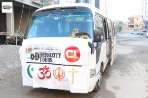 Diverse City Tours: a campaign to foster social cohesion in Islamabad
